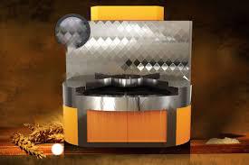 دستگاه دوار نان پزی