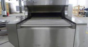 دستگاه پخت نان سنگک تونلی