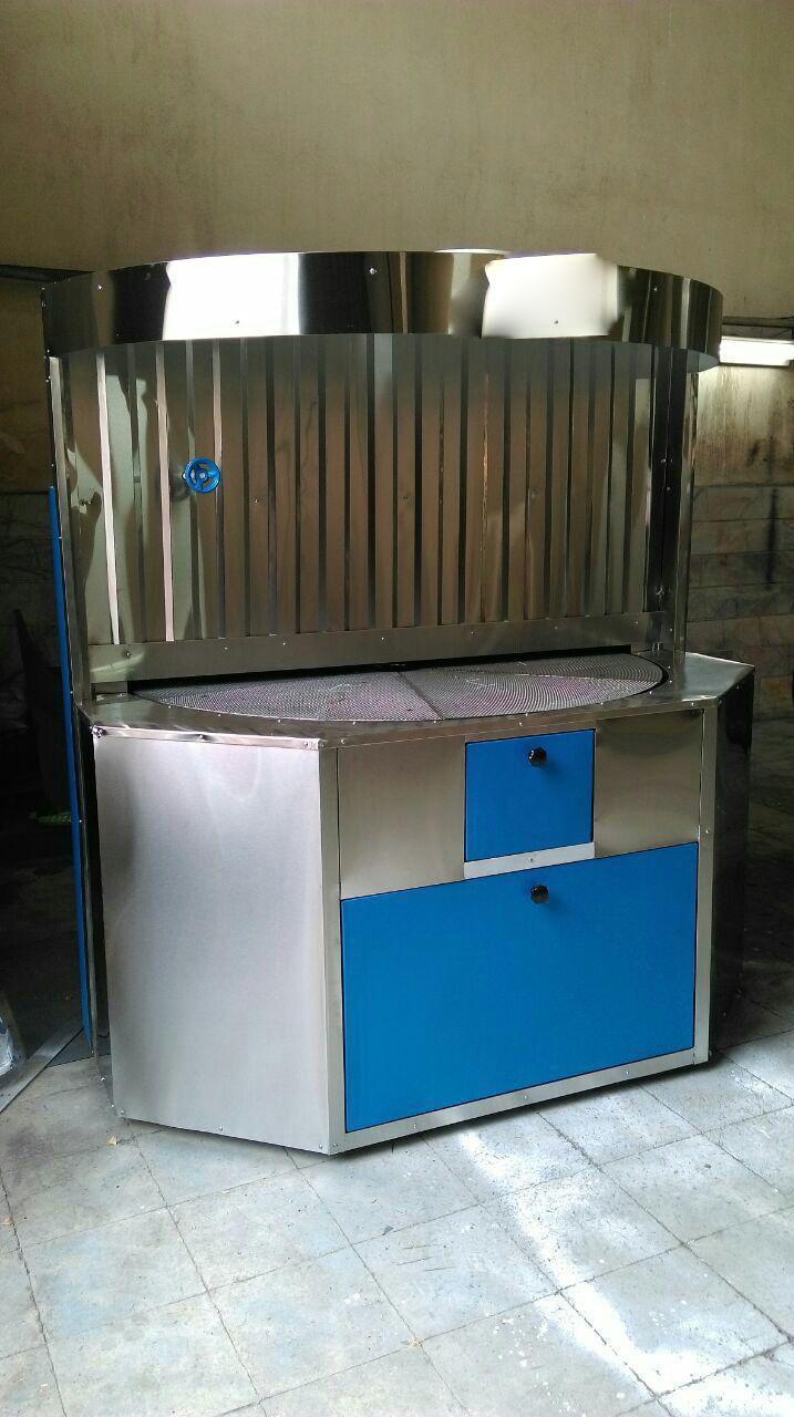 دستگاه دوار نانوایی لواش