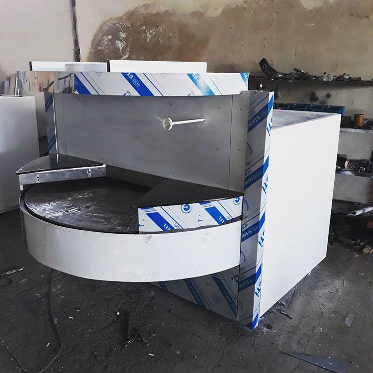 دستگاه پخت نان صنعتی