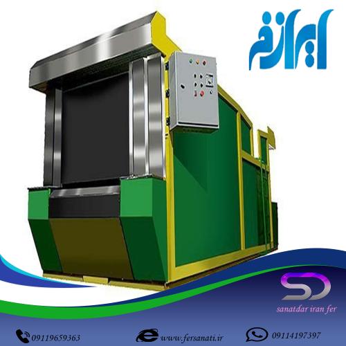 فروشنده انواع دستگاه تونلی پخت نان و شیرینی