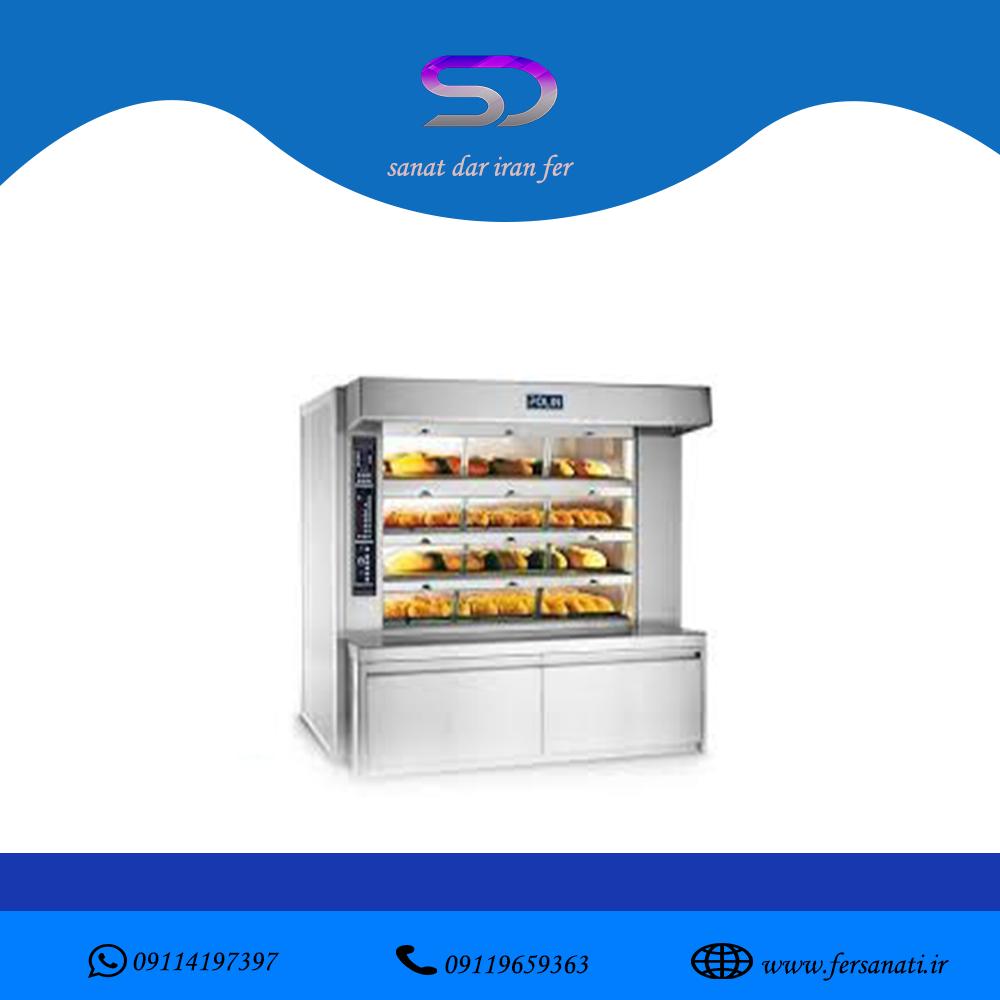 انواع دستگاه پخت نان با قیمت مناسب