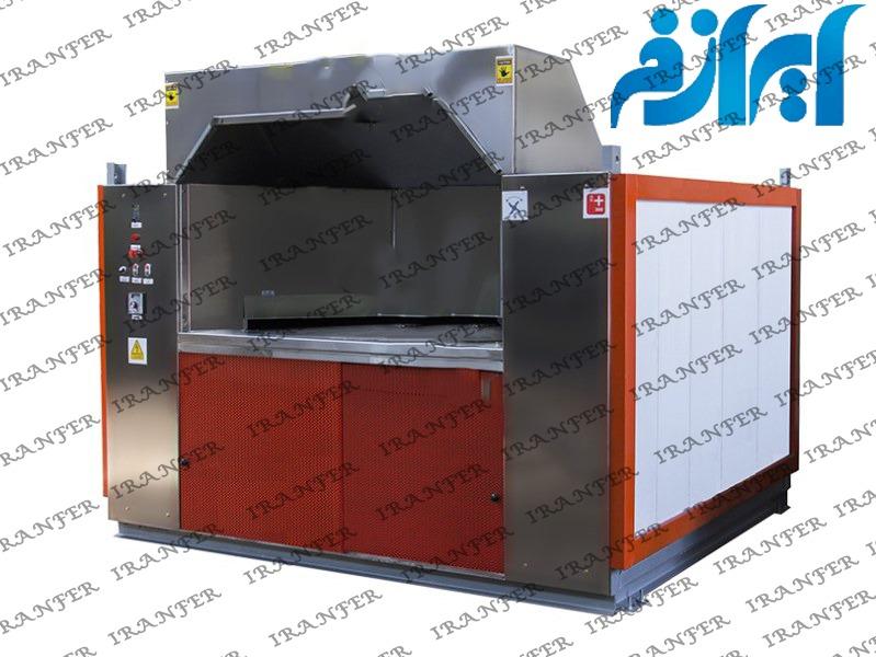 قیمت فروش دستگاه دوار ۲٫۵ متری نان لواش