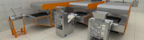صادرات دستگاه صنعتی نانوایی