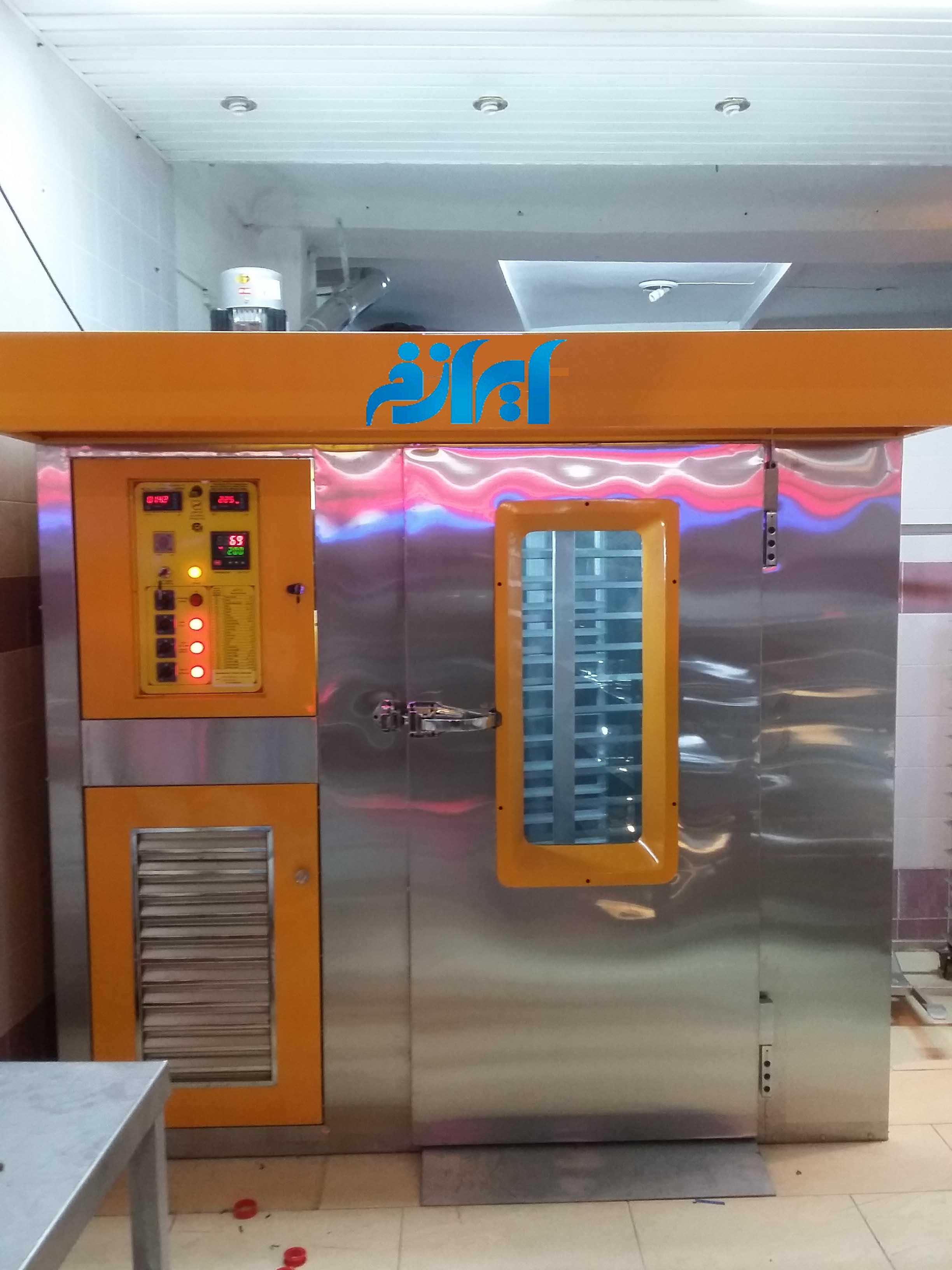 تعمیرات انواع دستگاه نانوایی و قنادی در تمام نقاط کشور