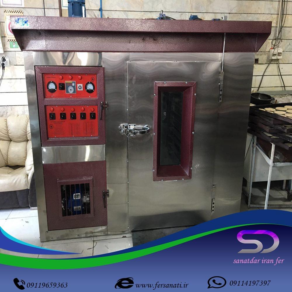 صادرات ماشین آلات پخت کیک