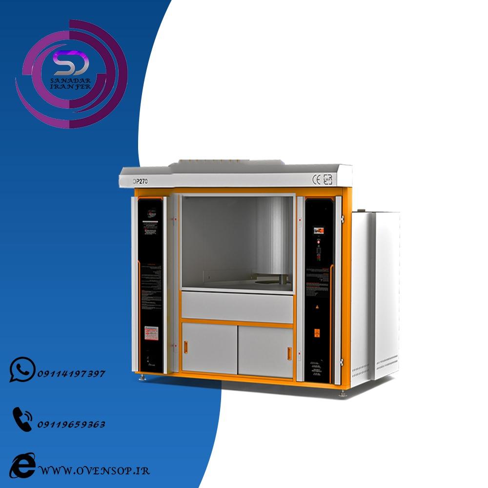 فروش دستگاه نانوایی