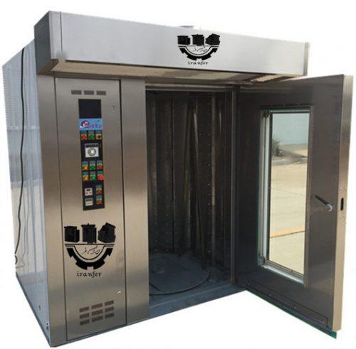 دستگاه شیرینی پزی نیمه صنعتی