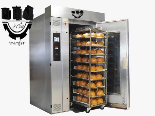 دستگاه فر کیک پزی صنعتی
