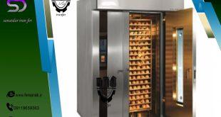 دستگاه پخت نان صنعتی فانتزی