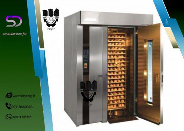 تولیدکننده دستگاه شیرینی پزی