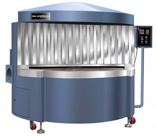 تولید فر تونلی نان لواش اتوماتیک