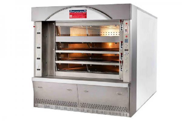 نمایندگی فروش فر پخت نان دوار ۳ متری