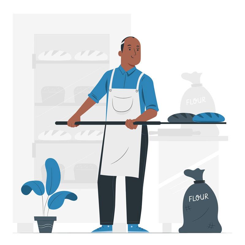 دستگاه نانوایی – تولید دستگاه نانوایی ۱۰۰% اورجینال